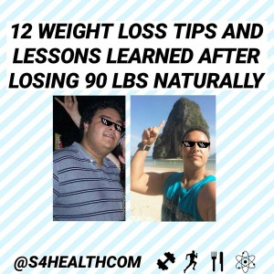 weight loss tips and lessons